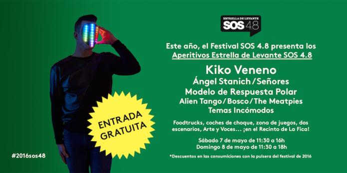 Aperitivos SOS 2016