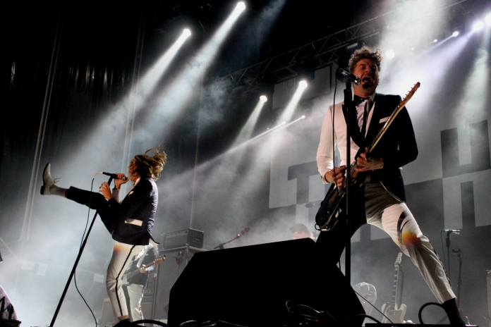 The Hives por Manuel Romero