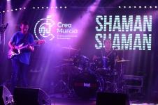 Shaman Shaman por Lola López