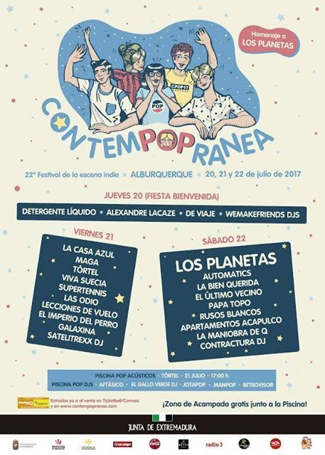 Cartel Contempopranea 2017