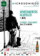 Apartamentos Acapulco Microsonidos 2018