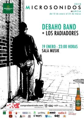 Debaho Band Microsonidos 2018