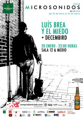 Luís Brea Microsonidos 2018