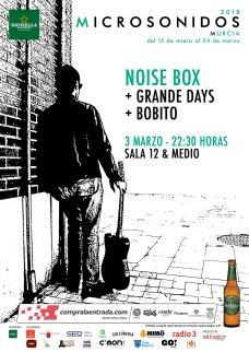 Noise Box Microsonidos